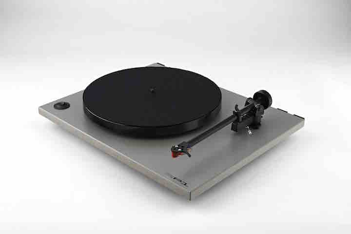 Rega RP1 Titanium with Performance Pack