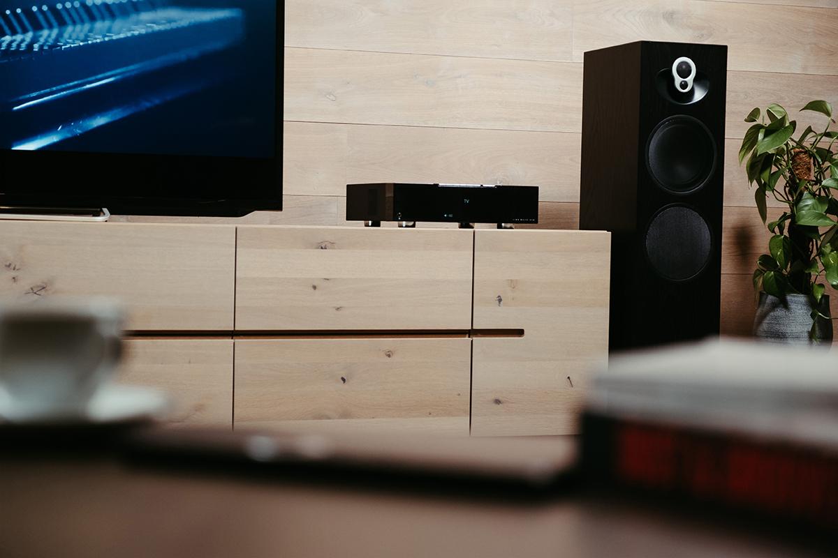 Linn Majik 140 system from Basil Audio