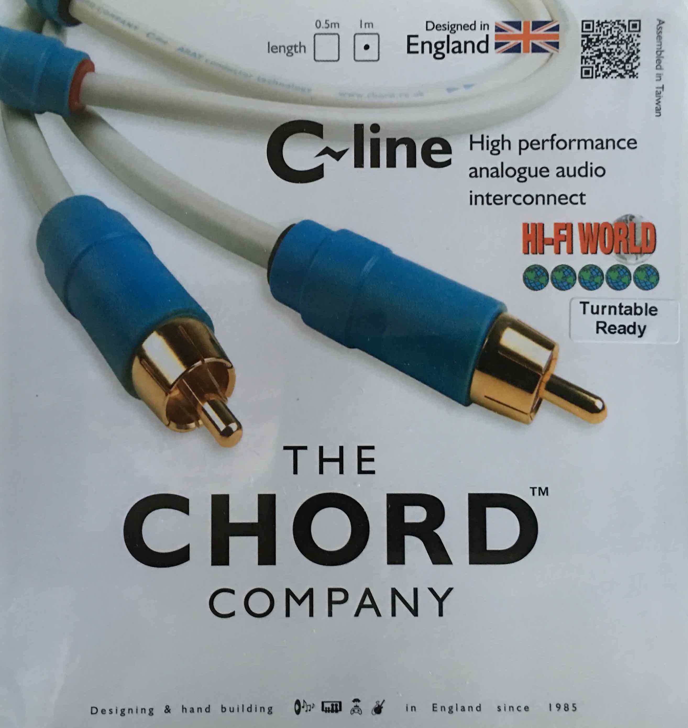 Chord C-line