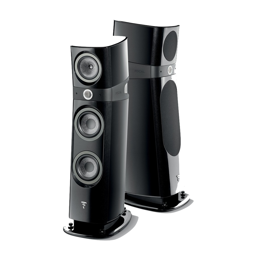 Focal Sopra 2 Black High Gloss