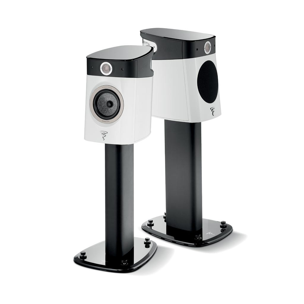Stand-mount speakers