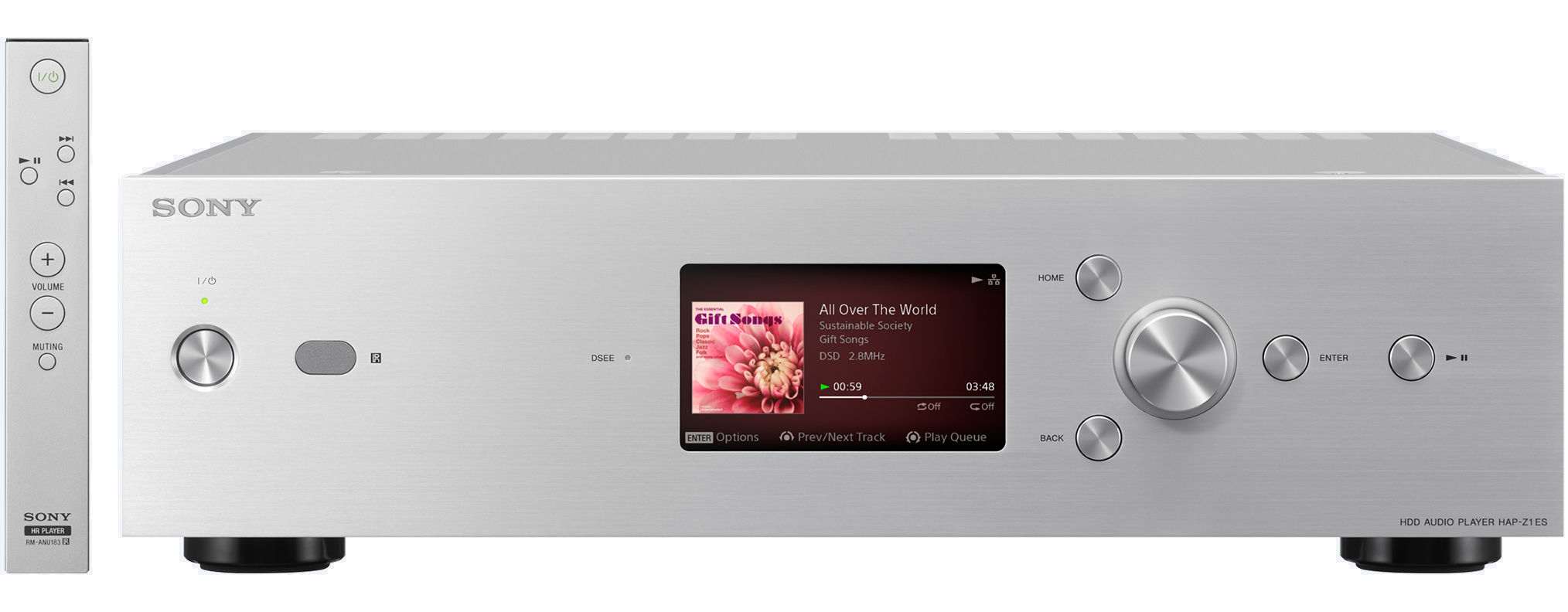 Sony HAP-Z1ES Music player