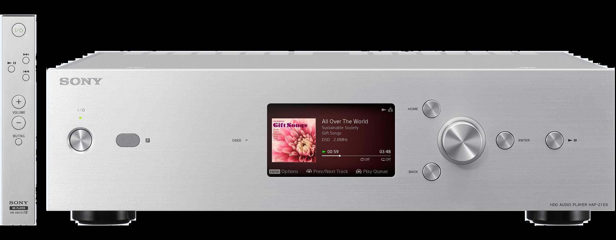 Sony HAP-Z1ES Music player