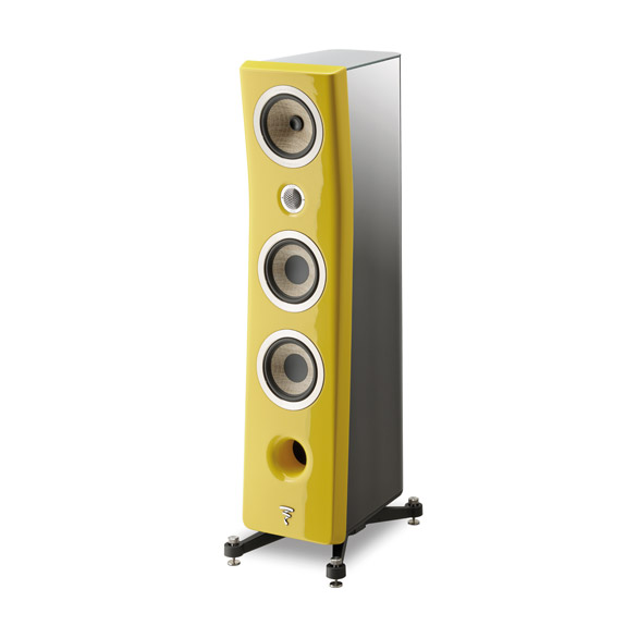 Focal Kanta Solar Yellow