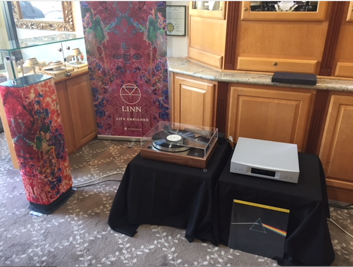 LP12, Linn, Akurate, speakers, turntable