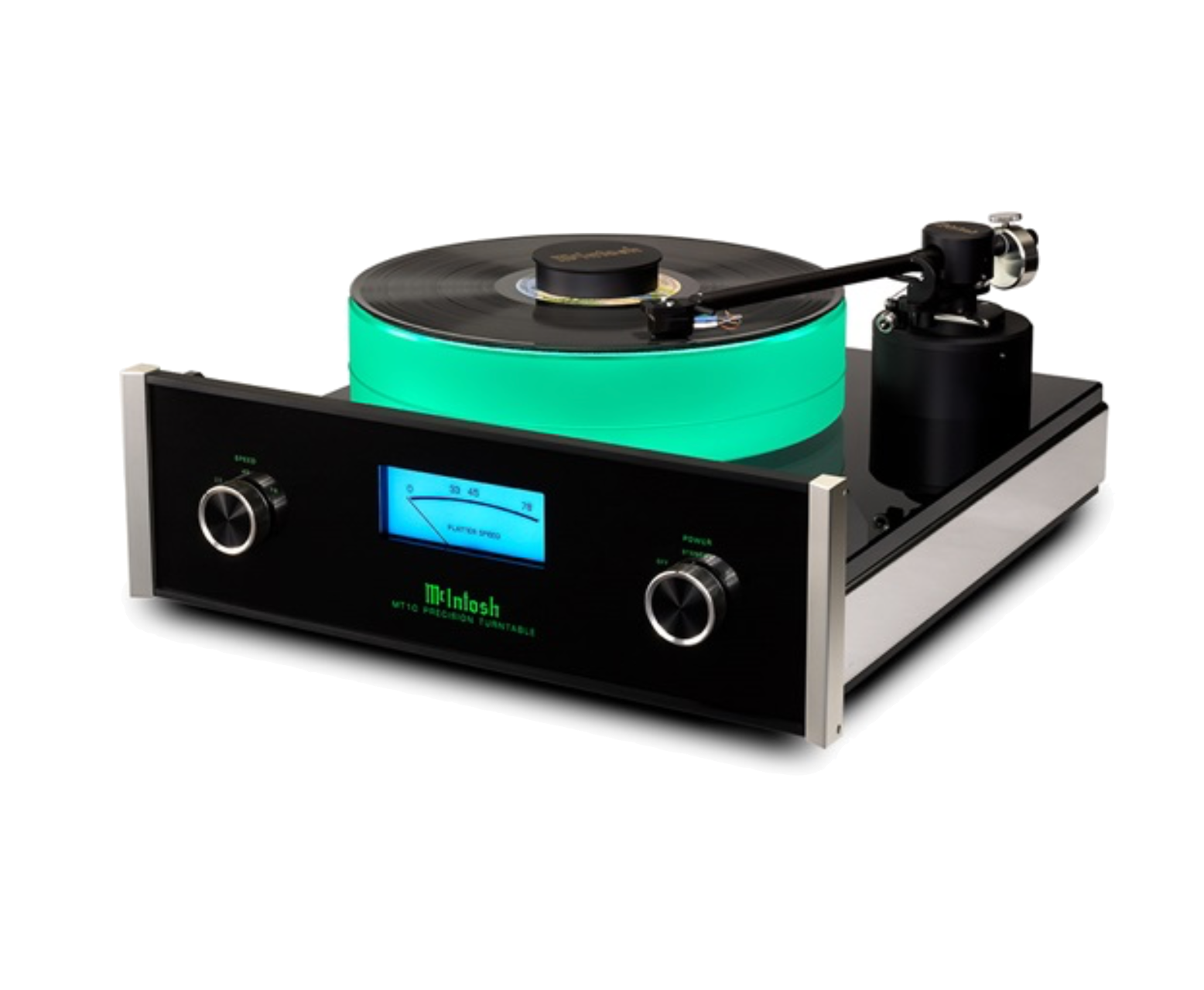 MT10, McIntosh, Precision Turntable