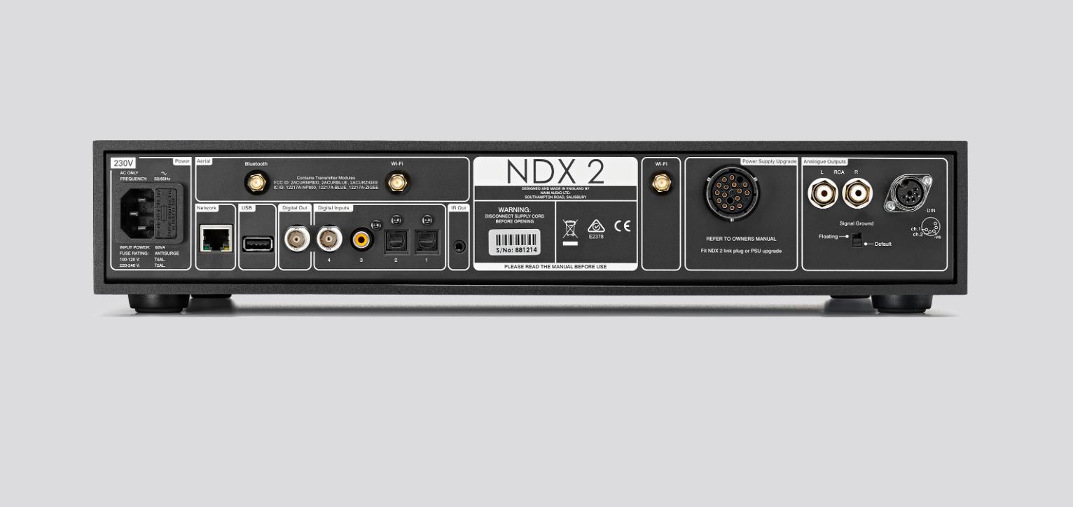 Naim, streaming, network player, DAC