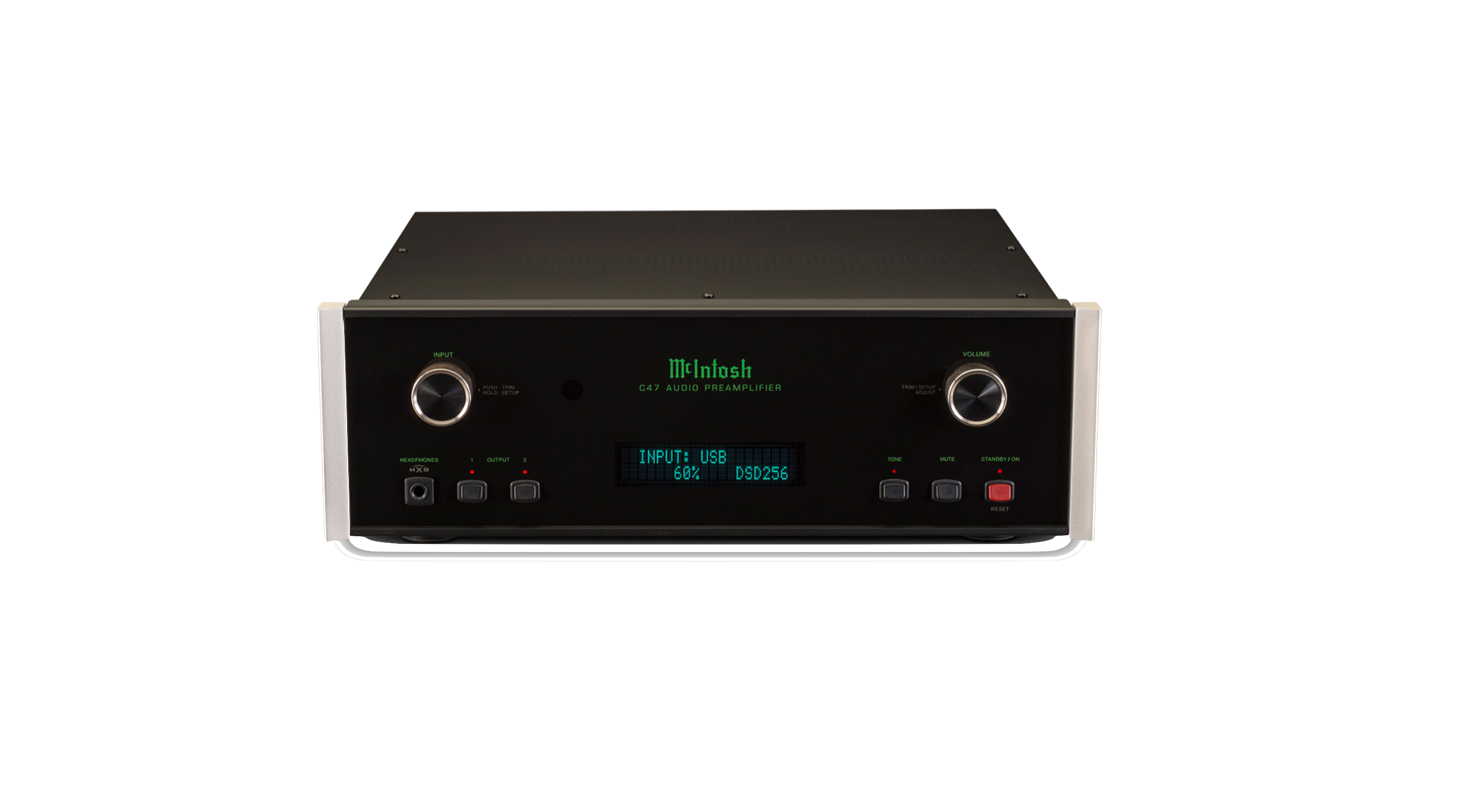 The Absolute Sound Golden Ear Award Winner   Highly Recommended Enjoy your music the way you want with the versatile C47 Stereo Preamplifier. With a total of 12 inputs, you can connect most if not all of your music sources.