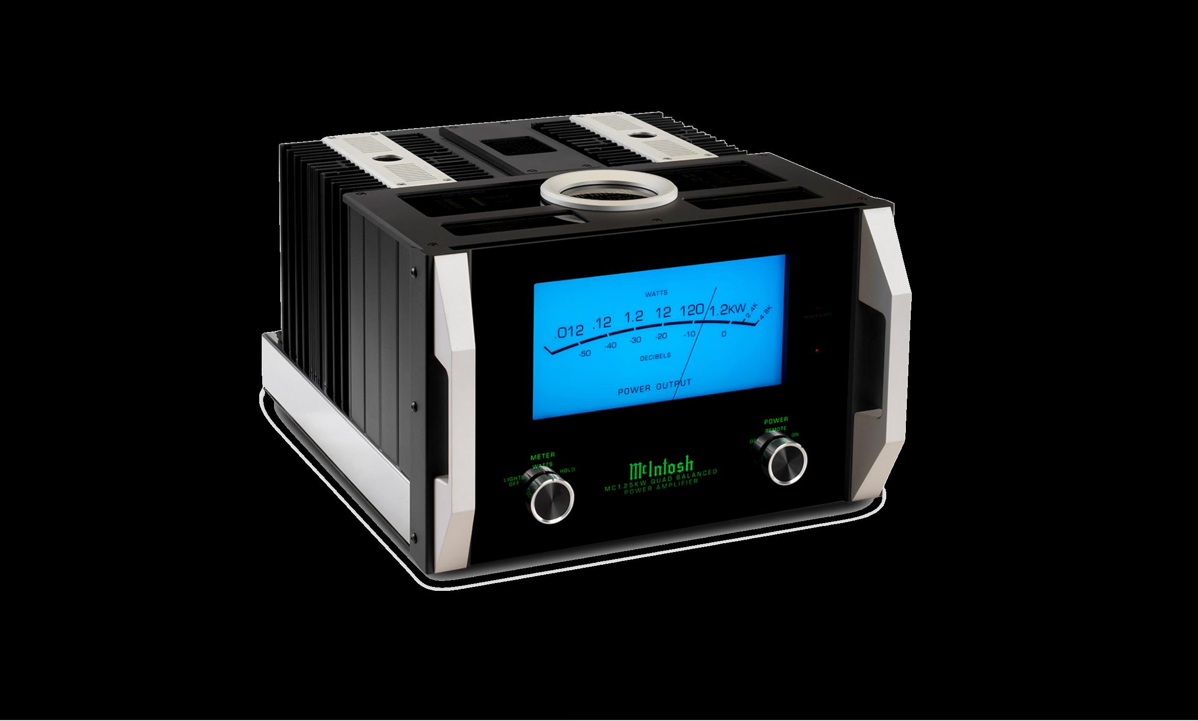 Amplifier, monoblock,