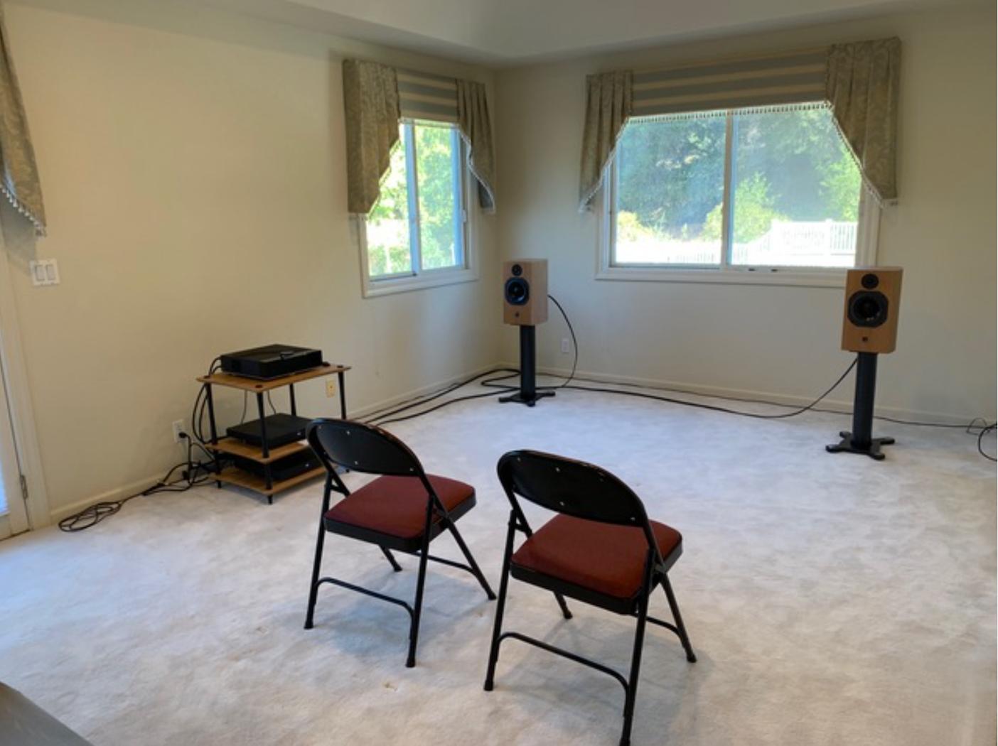 Linn, DSM, Selekt, ATC, SCM19, standmount, speakers