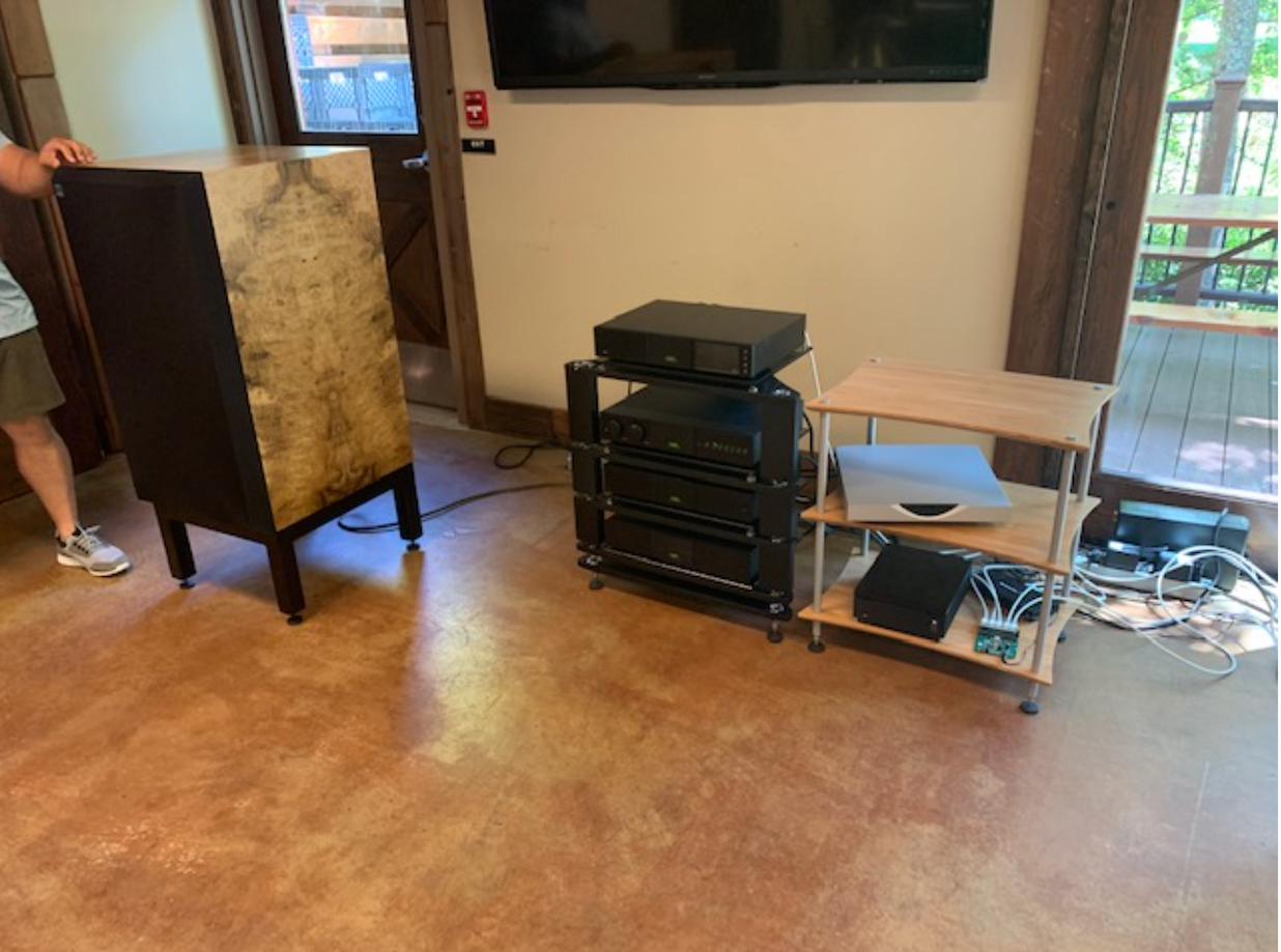 ATC, SCM150, loudspeakers