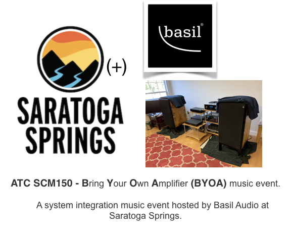 ATC, Clasic SCM150PSL, Burr Magnolia, loudspeakers