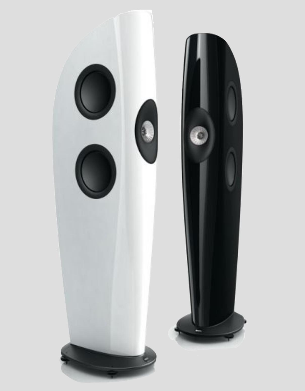 KEF Blade, speaker, floor standing, three-way bass reflex, uni-q driver array.