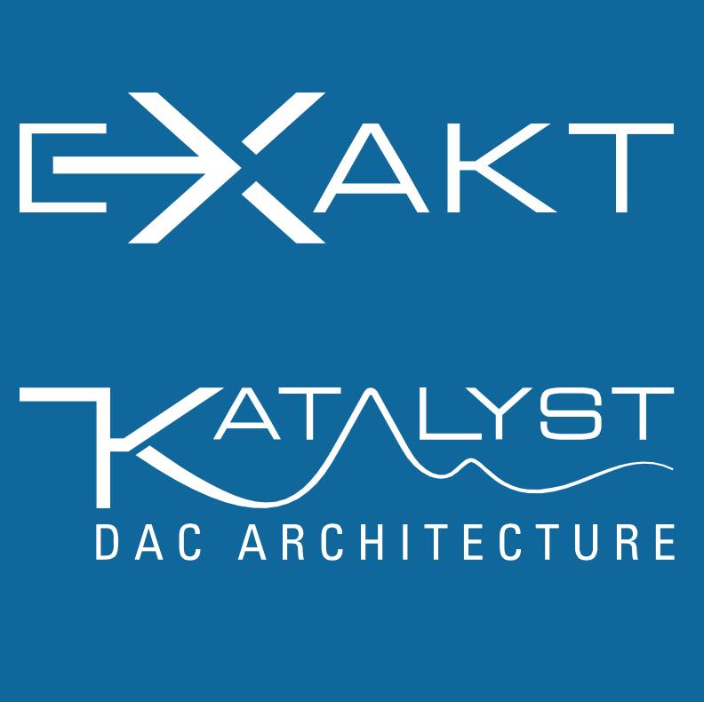 Exakt, Katalyst DAC Architecture