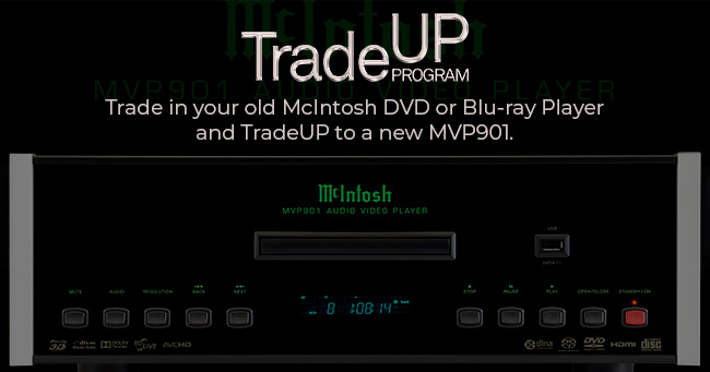 Mcintosh 2019 DVD Trade-up promotion