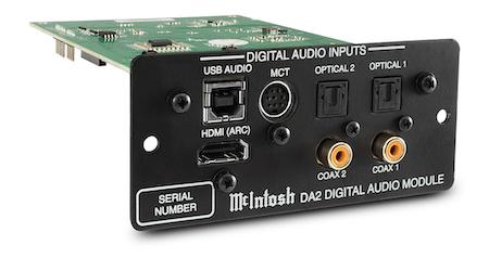 McIntosh DA2 DAC Module