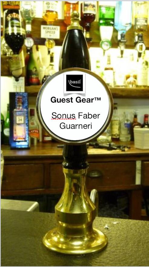 Sonus Faber, McIntosh, loudspeakers, Guest Gear