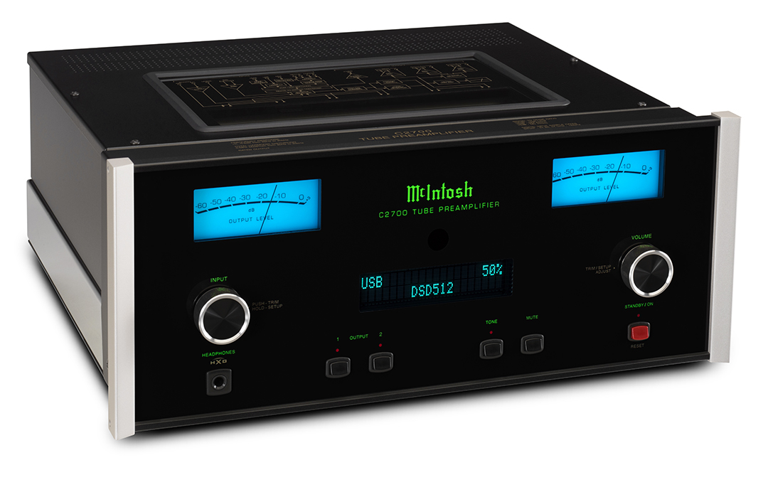 McIntosh C2700 Tube Preamplifier