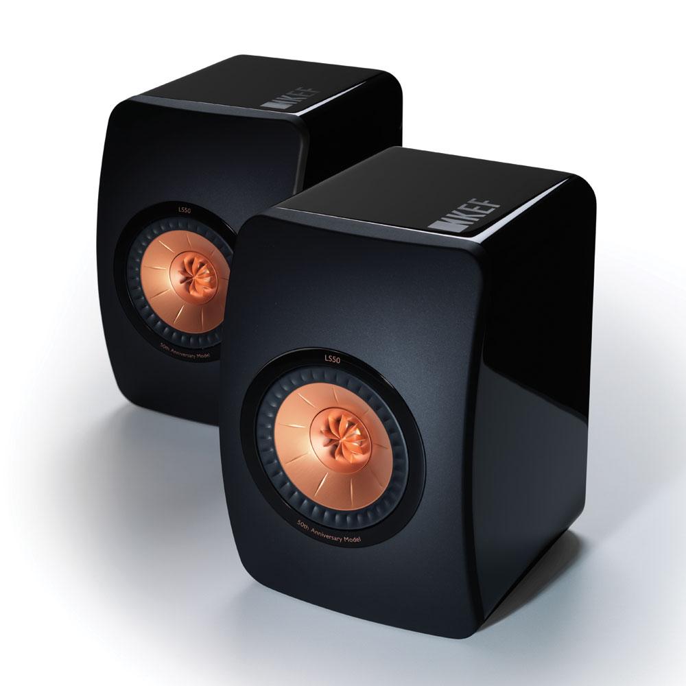 LS50 wireless speakers
