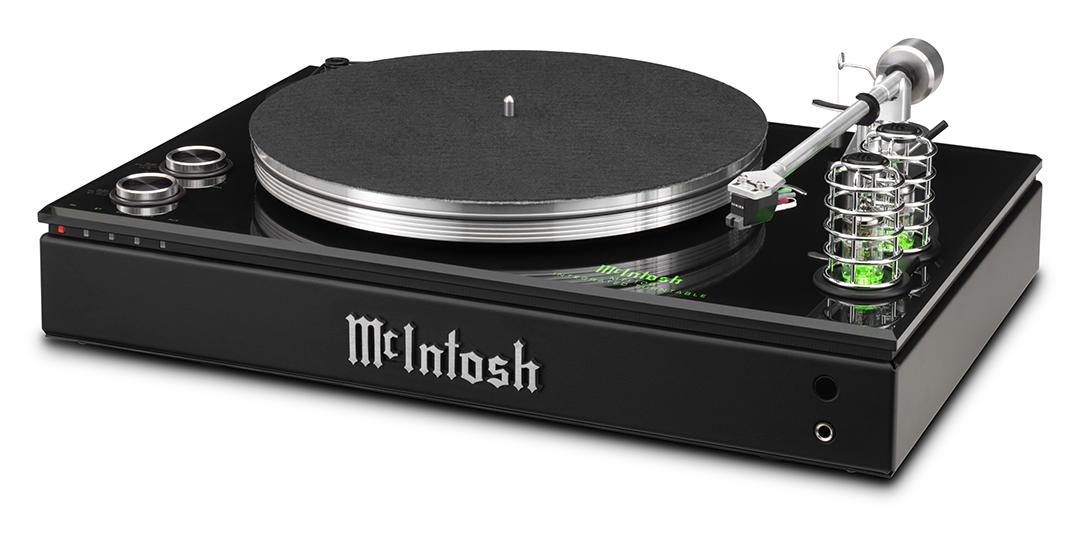 McIntosh MTI100 Integrated Turntable System at Basil Audio