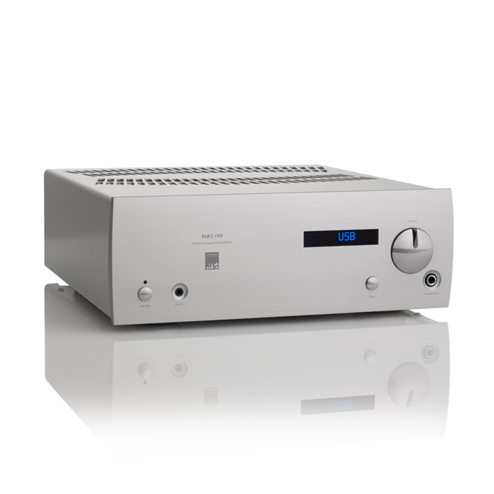 ATC SIA2-100 Integrated Amplifier with DAC from Basil Audio