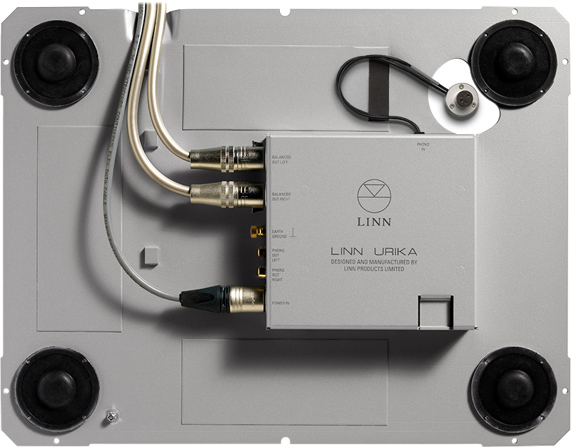 Linn Urika Turntable Phono Stage from Basil Audio