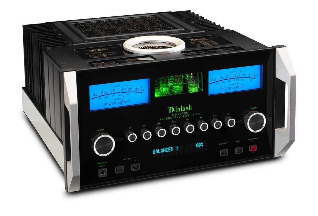 McIntosh MA12000 Integrated Amplifier from Basil Audio