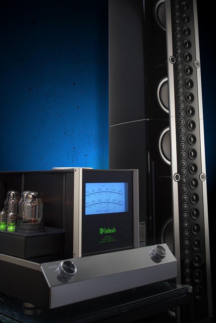 McIntosh MC901 Power Amplifier from Basil Audio, a McIntosh Platinum Dealer in California