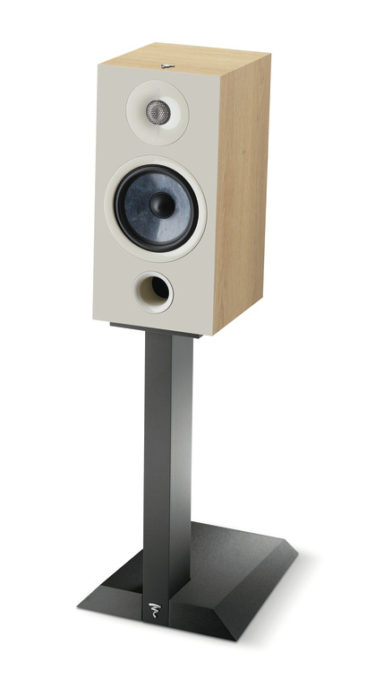 Focal Chora 806 Standmount Speaker in Light Wood Finish From Basil Audio