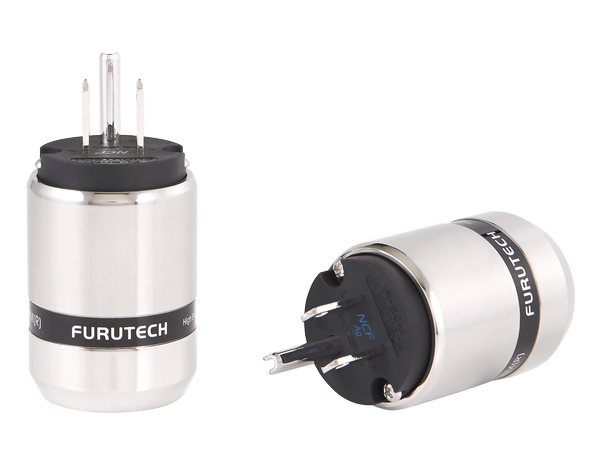 Furutech FI48-M-(Ag) Power connector from Basil Audio