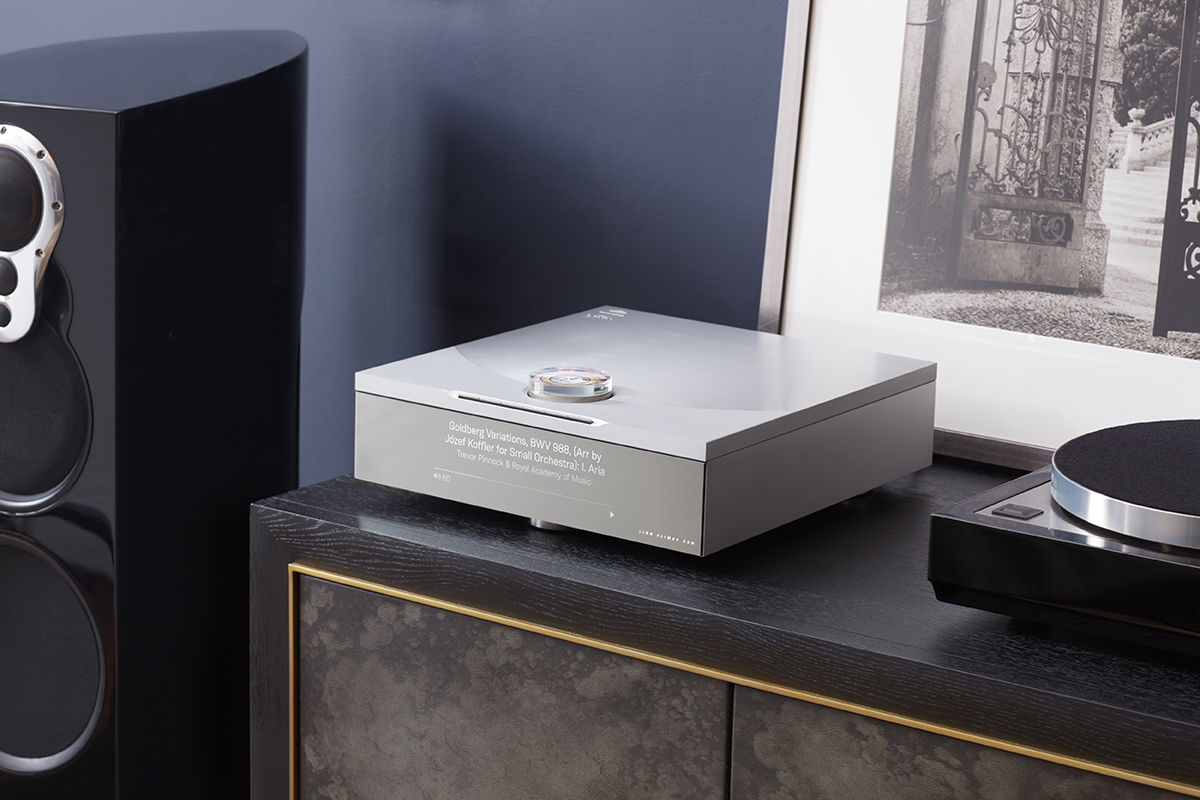 Linn Klimax DSM from Basil Audio