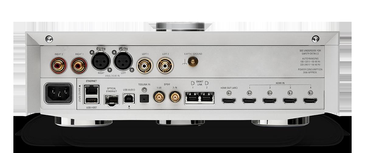Linn Klimax System Hub Silver Finish from Basil Audio