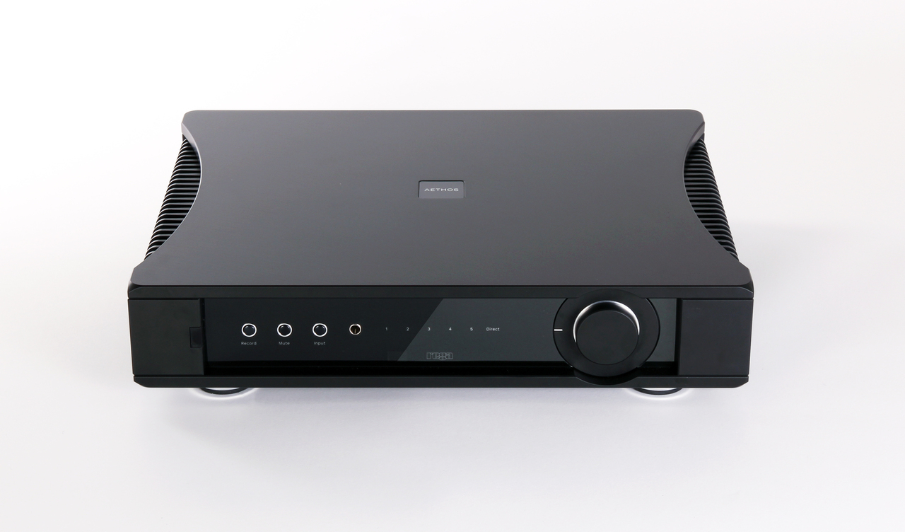 Rega Aethos Integrated Amplifier from Basil Audio