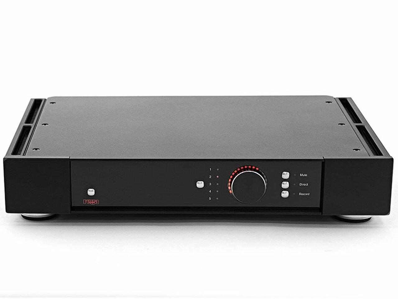 Rega Elicit-R Integrated Amplifier from Basil Audio